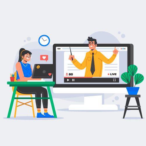 Online utbildning
